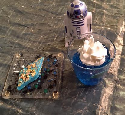 Star Wars desserts