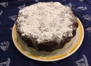 election day cake finished