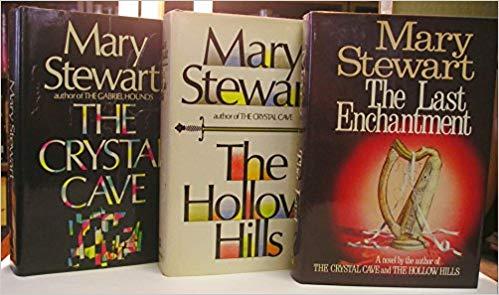 mary steward trilogy